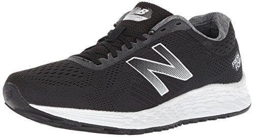 New Balance Women's Fresh Foam Arishi V1 Running Shoe, Black/White 10 B US