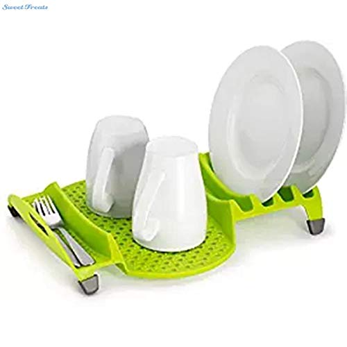 In Sink Compact Kitchen Dish Drainer Rack,All in One Standar