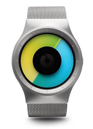 brand new 6fbb4 d89f1 ZIIIRO Watch - Celeste - Chrome Coloured