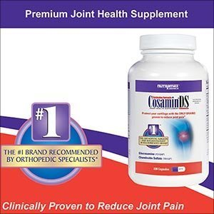 Cosamin DS Joint Health Supplement, 230 Capsules