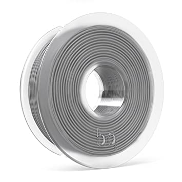BQ - Filamento PLA de diámetro 1.75 mm, 300 g, Color Ash Grey ...