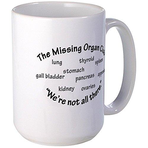 CafePress MOC Shirt Mugs Coffee Mug, Large 15 oz. White Coffee Cup