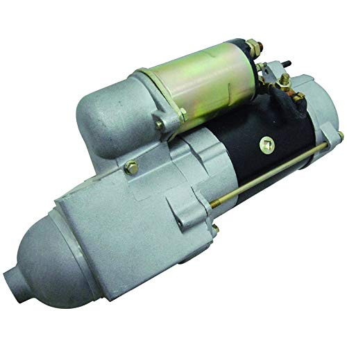 Price comparison product image New Starter For 1982-2002 Chevy GMC 6.2 6.5 Diesel 28MT 27MT High Torque 2.5 kW 10465014 10465054 1109563 1113589 1998442