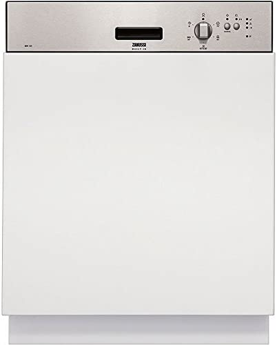 Zanussi Dishwasher ZDI 121 X lavavajilla Independiente A ...