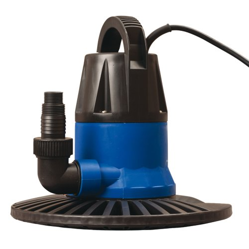 Blue Wave Dredger 1250 GPH In Ground Winter Cover Pump w/ Base by Blue Wave