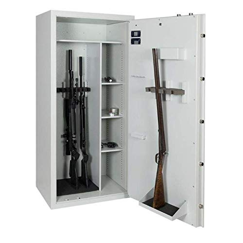 Sistec-Waffenschrank-SWT-1604-T12-Elektronisches-Tastenschloss-La-Gard-Basic-Grad-1-nach-EN-1143-1-H160xB75xT55-cm-355-kg