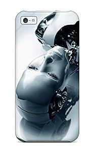 fenglinlinLennie P. Dallas's Shop Hot 1917871K98980407 ipod touch 5 Hybrid Tpu Case Cover Silicon Bumper Irobot