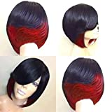 Fashion Women's Sexy Full Wig Short Wig Full Cover Bang Wig Styling Cool Wig