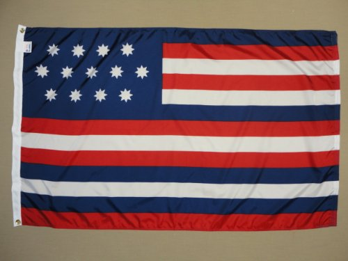 - Serapis John Paul Jones Indoor Outdoor Printed Nylon Historical Flag Grommets 3' X 5'