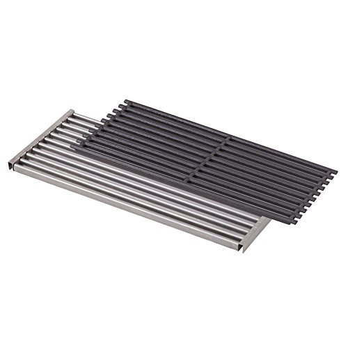 Char-Broil Tru-Infrared Replacement Grate and Emitter for 2 and 3 Burner Grills prior to 2015 - Infrared Main Burner