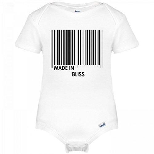 Bliss Onesie (Barcode Made In Bliss: Infant Gerber Onesies)
