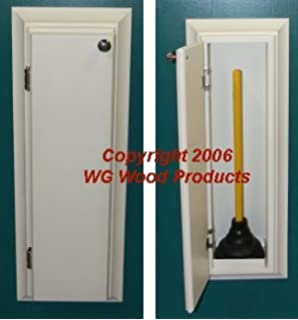 Amazon.com: Hy-dit 100, Toilet plunger storage kit.: Home & Kitchen