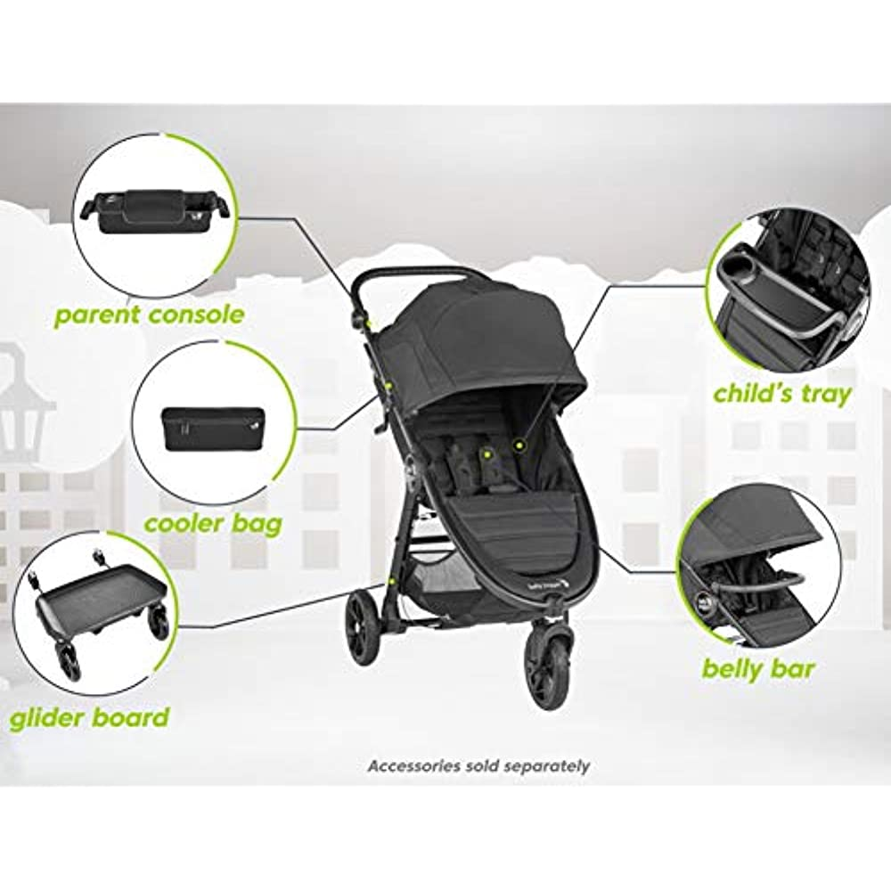 Baby Jogger Nuna Car Seat Adapter, City Mini GT2 | eBay