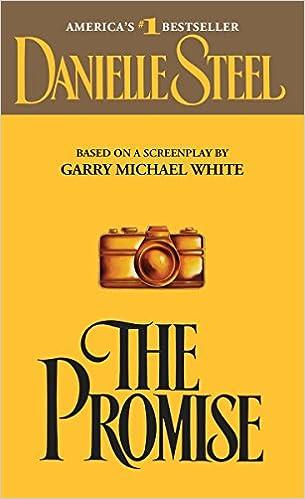 Amazon Fr The Promise A Novel Danielle Steel Livres