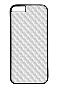 Case Cover For HTC One M8 White Carbon Fiber1 Custom PC Hard Case Cover For HTC One M8 Black
