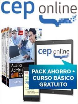 Pack Ahorro. Auxiliar administrativo. Servicio de Salud de las Illes Balears IB-SALUT .: Amazon.es: CEP, Editorial: Libros