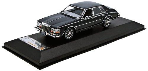 1/43 キャデラック セビル エレガンテ 1980 ダークブルー PRD0111