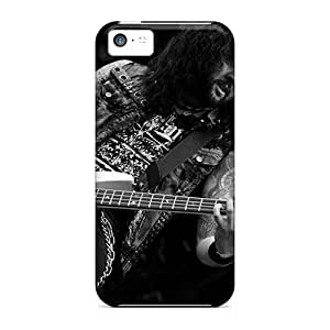 Apple Iphone 5c Osi24991beQB Special Colorful Design Dragonforce Band Pattern Excellent Hard Phone Cases -ElijahFenn