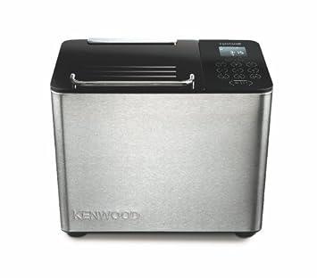 kenwood bm450 breadmaker black silver amazon co uk kitchen home rh amazon co uk