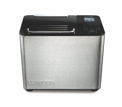 Kenwood BM450 Breadmaker - Black & Silver