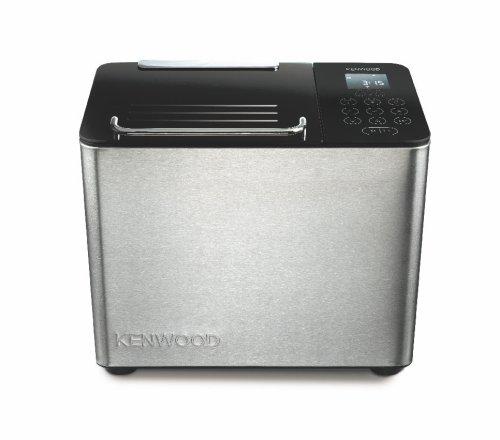 Kenwood BM450 Aluminio, Negro 780W - Panificadora (780 W ...
