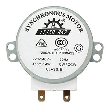 Venta caliente AC 220 V-240 V 50 Hz CW/CCW mesa giratoria para ...