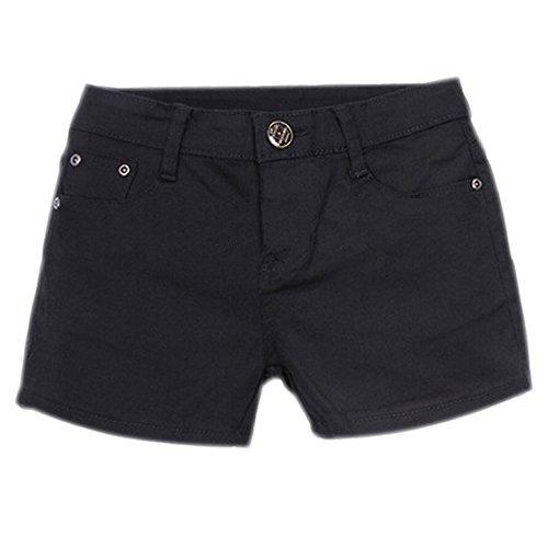 corti Denim XL Women Slim jeans i Shorts Pants Summer Size Fit Candy Color Short Denim Shorts OxZ4TvwR