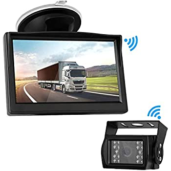 Amazon Com Digital Wireless Backup Camera High Speed