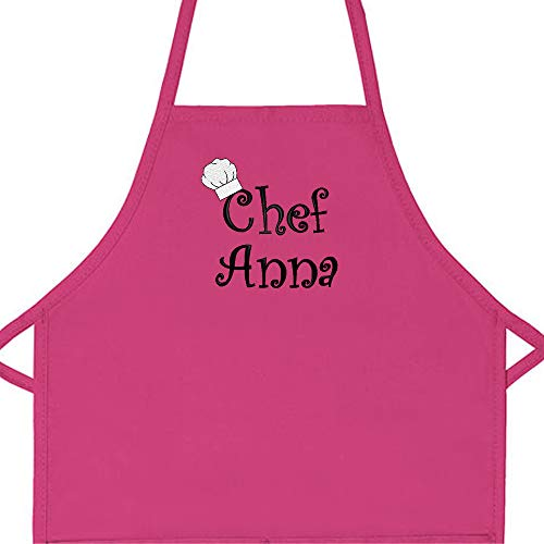 - Personalized Chef Any Name Child Apron (Regular 20