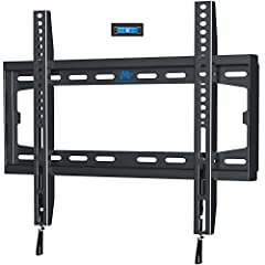 "Fits 32-55"" Tus This mount fits essentially all 32-55"" Tus sold today. It fits TVs with mounting holes as close as 3""x3"" Or as wide as 16""x16"" (In TV terms - VESA 75x75mm to 400x400mm). low 1"" Profile 1"" Low profile Ultra slim wall mount desi..."