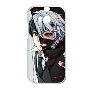 HTC One M8 Cell Phone Case White Japanese Tokyo Ghoul exquisite Anime image AIO3509379