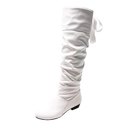 ZODOF Zapatos de mujer Botines Zapatos de mujer tacones altos ...