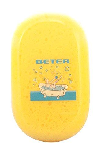 Beter - Esponja de baño (surtido: colores aleatorios) 8412122222260
