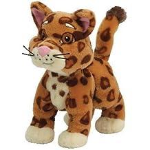 Baby Jaguar from Go Diego Go! -Beanie Baby from TY Dora the explorer