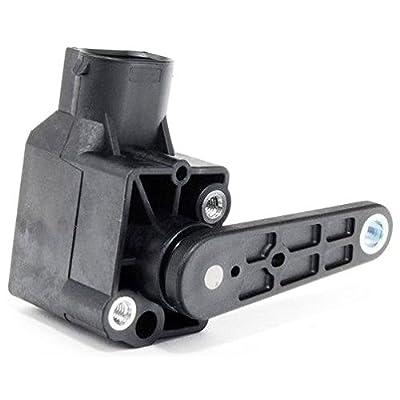 OKAY MOTOR Front/Rear Headlight Level Sensor for BMW E38 E39 E46 E60 E61 E64 E90 E91 Z4: Automotive