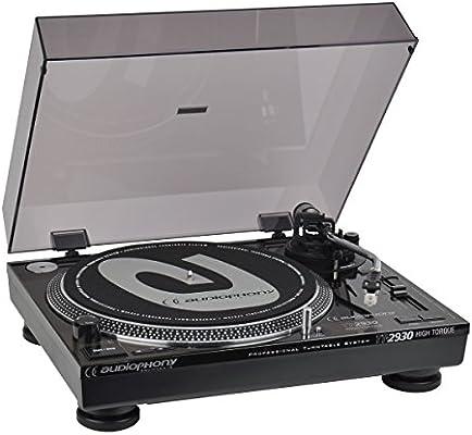 Audiophony - Tocadisco vinilo - tt2930: Amazon.es: Instrumentos ...
