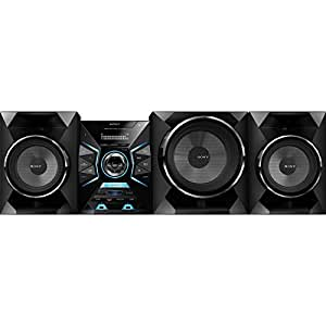 Sony LBTGPX55 1600W Mini Music System with Bluetooth and NFC
