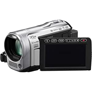 Panasonic HDC-SD60S SD Based Hi-Def Camcorder with 35X Intelligent Zoom (Silver) (Discontinued by Manufacturer)