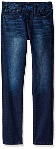 True Religion Boys' Big Jean, Rocco Classic Blue 16 (True Religion Boys Jeans)