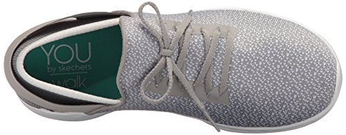 Skechers Women's You Inspire Slip-On Shoe,Gray,7.5 M US by Skechers (Image #8)