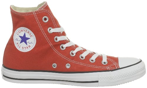 Converse Chuck Taylor All Star Season Hi - Zapatillas unisex, color rot, talla 37.5