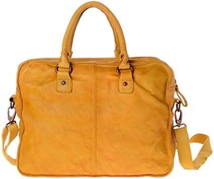 DuDu - Sac porté épaule - 580-1098 Timeless - Bag - Jaune - Femme