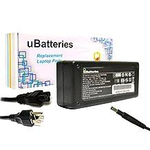 UBatteries Laptop AC Adapter HP ENVY 4-1000 ENVY 6-1000 Pro Spectre XT 13-2000 TouchSmart 4-1000 Folio 13-1000 13-2000 Pavilion 14-b000 14-b100 Touch 14-c000 Chromebook 14Z-B100 15-b000 - 19.5V, 65W
