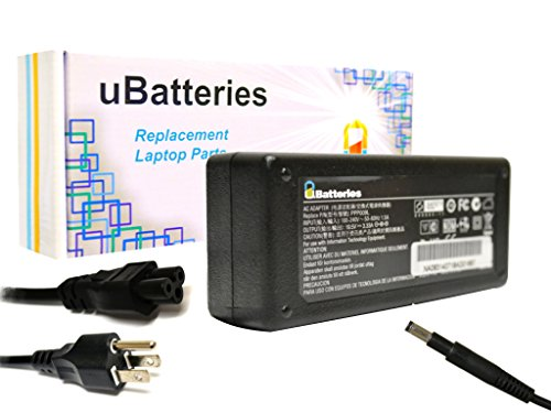 UBatteries 65W Laptop AC Adapter Charger HP Pavilion dm1-1005tu dm1-1130tu dm1-1121tu dm1-1030sa dm1-1022tu dm1-1020ed dm1-1122tu dm1-1031tu dm1-1023tu dm1-1025tu - 19.5V 1031tu Laptop