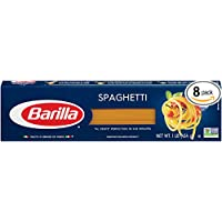 Deals on 8-Pack Barilla Pasta, Spaghetti, 16 Ounce