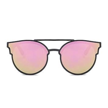 HYUHYU Nuevo Retro Espejo Sexy Gafas De Sol Mujer Diseñador ...