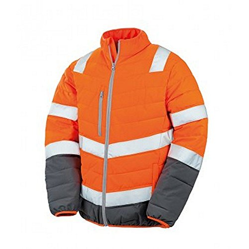 Grey Blouson Ltd Fluorescent Homme Absab Orange 5TX0q4wqx