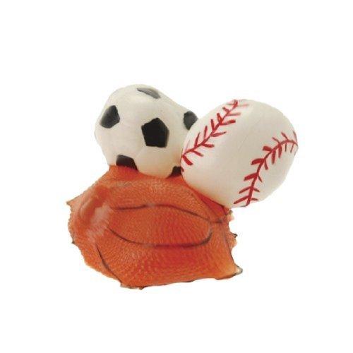 Dozen Assorted Sports Ball Splat Balls 2