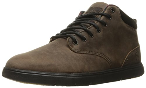 Emerica Wino Cruiser Hlt X Eswic - Zapatillas de skate Hombre Marron (Brown Black 201)