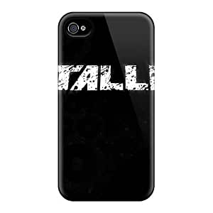 AlissaDubois iphone 6 plus 5.5 Shock-Absorbing Hard Cell-phone Cases Unique Design Lifelike Metallica Pictures [wqH9920JoHl]